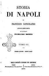 Storia di Napoli di Francesco Capecelatro: Periodo angioino, Regno d'Angiò, Volume 3