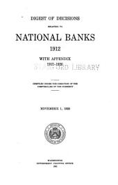 Digest of National Bank Decisions