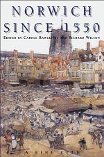 Norwich Since 1550