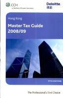 Hong Kong Master Tax Guide 2008 09 PDF