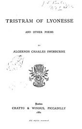 Tristram of Lyonesse: And Other Poems