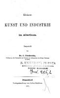 Berlins antike Bildwerke PDF