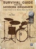 Survival Guide for the Modern Drummer PDF