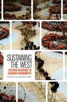 Sustaining the West PDF