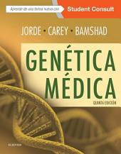 Genética médica + StudentConsult: Edición 5
