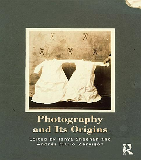Photography and Its Origins PDF