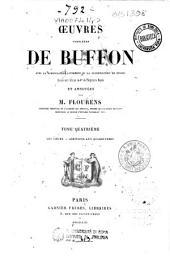 Œuvres complètes de Buffon: 4: Les singes, Additions aux quadrupèdes
