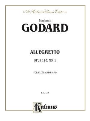Allegretto for Flute and Piano  Opus 116 PDF