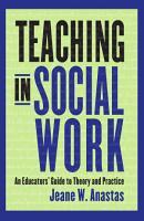 Teaching in Social Work PDF