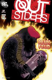 Outsiders (2003-) #37