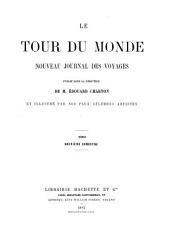 Le Tour du monde: nouveau journal des voyages, Volume50