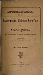 Gesammelte kleinere Schriften: Band 2