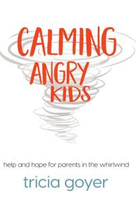 Calming Angry Kids Book