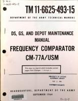 DS  GS  and Depot Maintenance Manual PDF