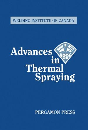 Advances in Thermal Spraying PDF