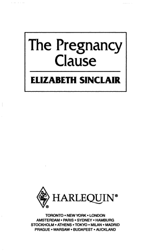 The Pregnancy Clause PDF