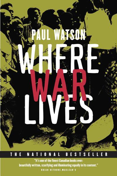 Download Where War Lives Book