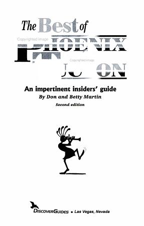 The Best of Phoenix   Tucson PDF