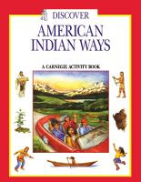 Discover American Indian Ways PDF
