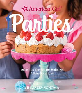 American Girl Parties Book