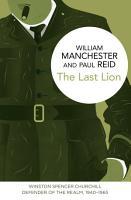 The Last Lion  Winston Spencer Churchill  Vol  III PDF