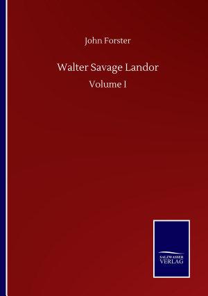 Walter Savage Landor PDF
