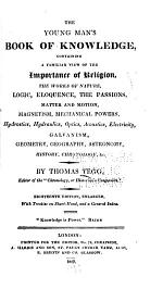 The Young Man's Book of Knowledge