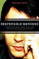 Download Responsible Manhood Book