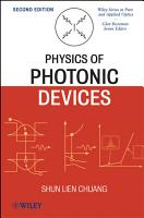 Physics of Photonic Devices PDF