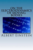 On the Electrodynamics of Moving Bodies PDF