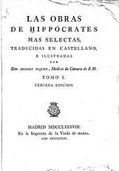 Las obras de Hippócrates mas selectas