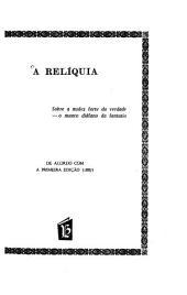Obras de Eça de Queiroz: Volume 4