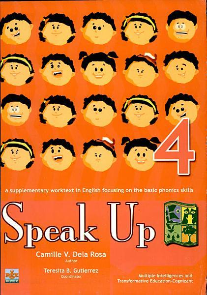 Speak Up 4' 2007 Ed.