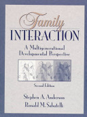 Family Interaction PDF