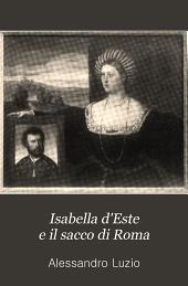 Isabella d'Este e il sacco di Roma
