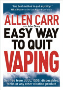 Allen Carr s Easy Way to Quit Vaping PDF
