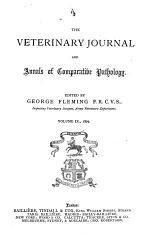 The Veterinary journal. Ed. by G. Fleming