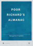 Download Poor Richard s Almanac Book