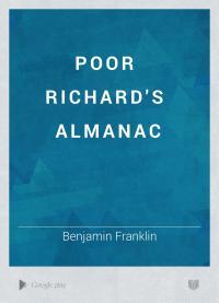 Poor Richard s Almanac