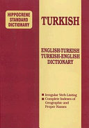 English Turkish  Turkish English Dictionary PDF