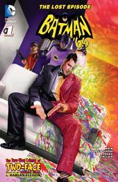 Batman '66: The Lost Episode (2014-) #1