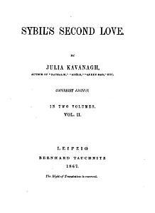Sybil s Second Love