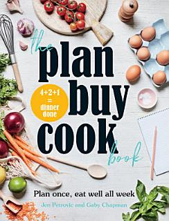 The Plan Buy Cook Book Book