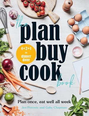 The Plan Buy Cook Book