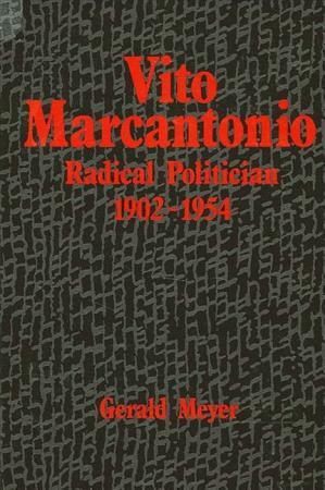Vito Marcantonio PDF