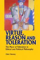 Virtue  Reason and Toleration PDF