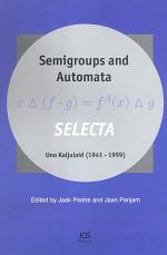 Semigroups and Automata
