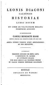 Corpus scriptorum historiae byzantinae: Agathiae Myrinaei Historiarum libri V cum versione latina et annotationibus B. Vulcanii. B.G. Niebuhrius graeca recensuit. Accedunt Agathiae Epigrammata. 1828. 1 v