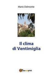 Il clima di Ventimiglia
