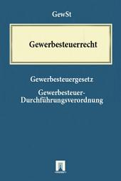Gewerbesteuerrecht - GewStR